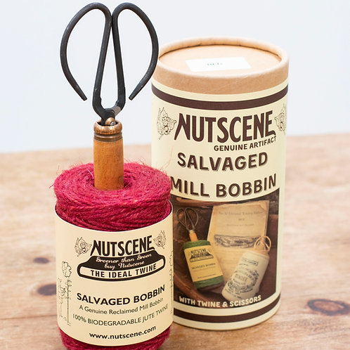 NUTSCENE TWINE & SCISSOR SET