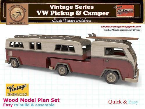 Volkswagen Pickup & Camper van