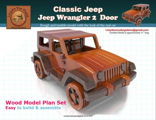 Jeep Wrangler Two Door