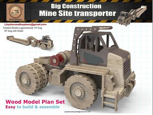 Mine Site transporter