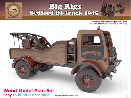 Bedford QL Breakdown truck 1945