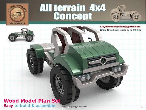 All terrain  4x4