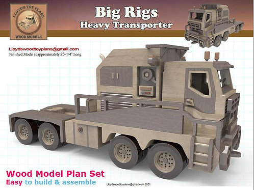 Heavy Transporter