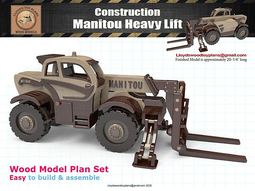 Manitou Heavy Lift