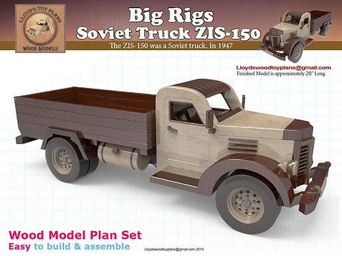 ZIS-150 Truck