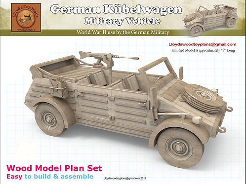 German Kübelwagen