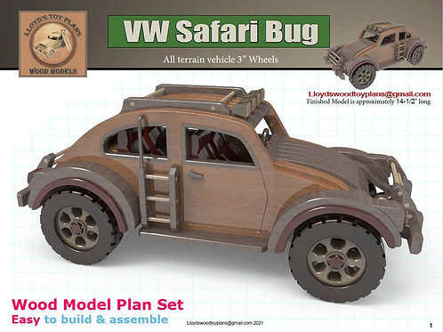 VW Safari Bug