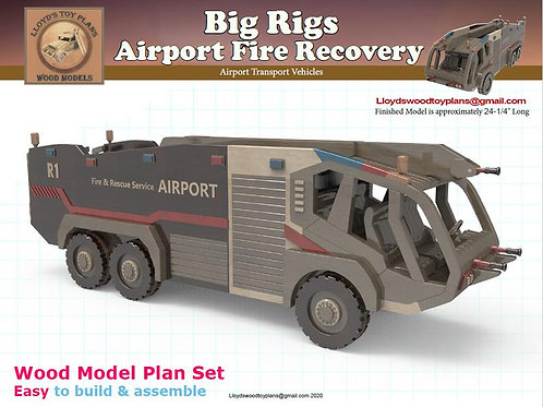 Airport Fire Recovery