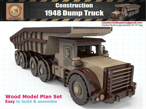 1948 Dump Truck