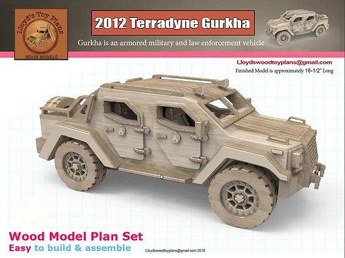 Terradyne Gurkha