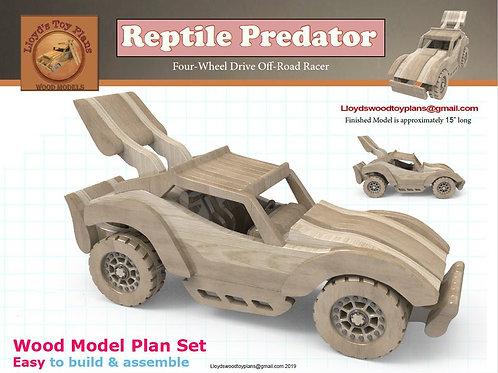 Reptile Predator