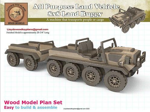 Land Buggy 8x8