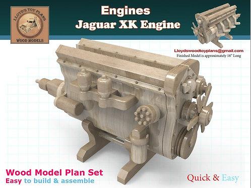 Jaguar XK engine