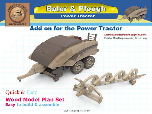 Baler & Plough