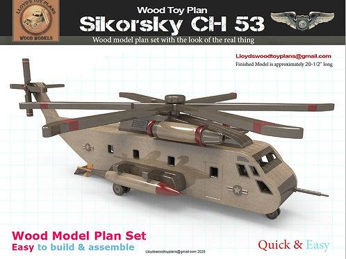 Sikorsky CH 53