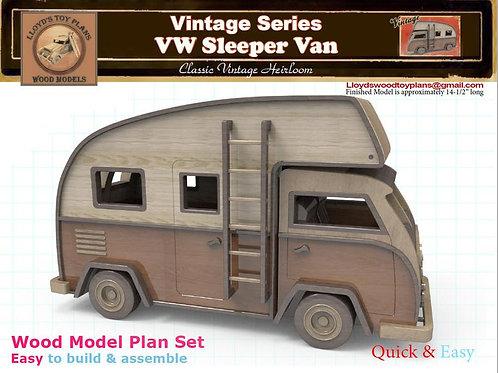 VW Sleeper Van