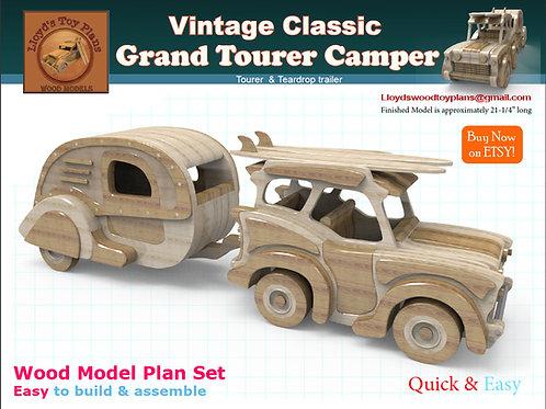 Grand Tourer Camper