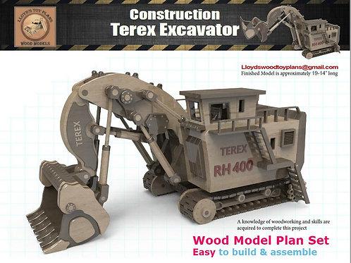 Terex Excavator RH400