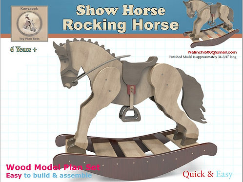 Show Rocking Horse
