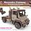 Thumbnail: Mercedes Unimog Tractor Unit