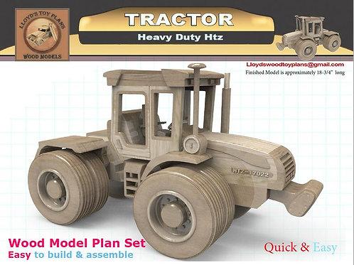 HTZ Tractor