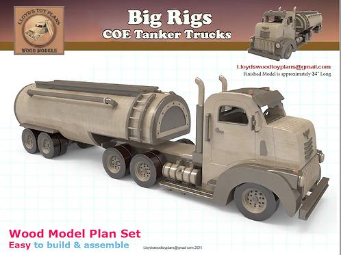 COE Tanker Trucks