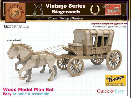 Elizabethan Stagecoach