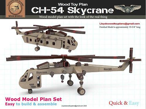 CH-54 Skycrane
