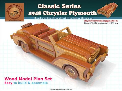 1948 Chrysler Plymouth
