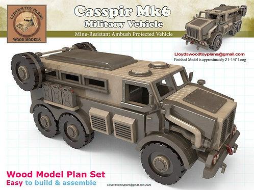 Casspir Mk6