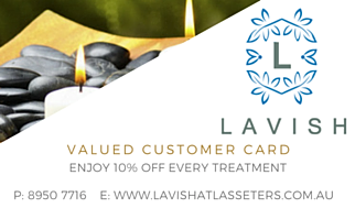 Lavish Day Spa Alice Springs