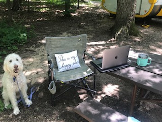 The Traveling Writing Room