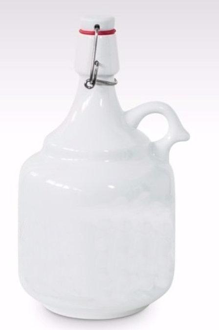 Growler Classic 2L Branco Liso
