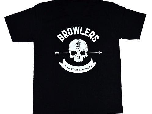 Camiseta Browlers - Preta - Tam. P