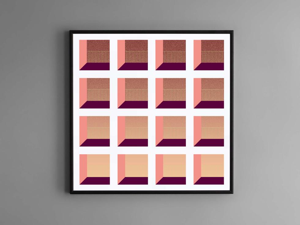 print carrés 6