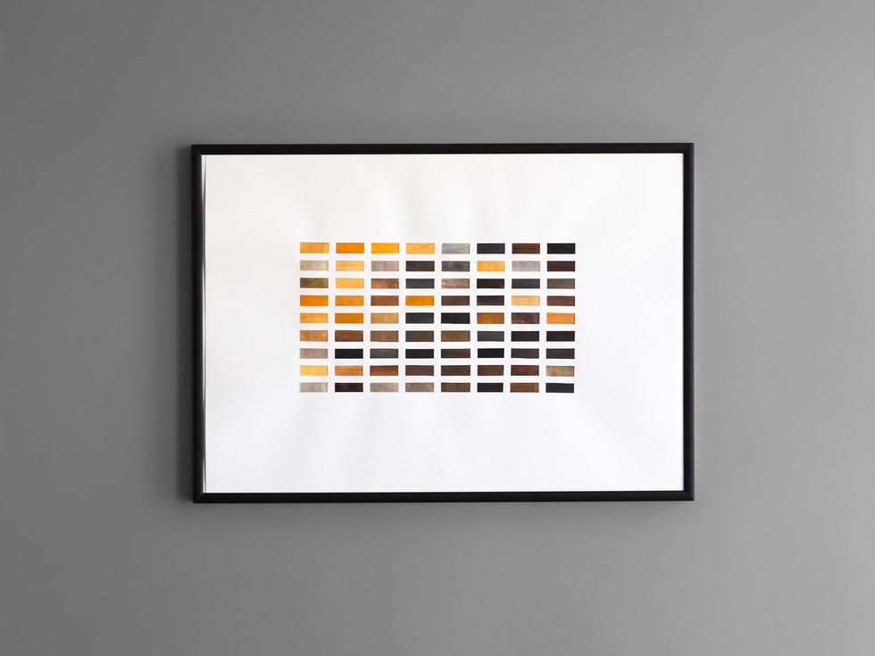 acrylic rectangles
