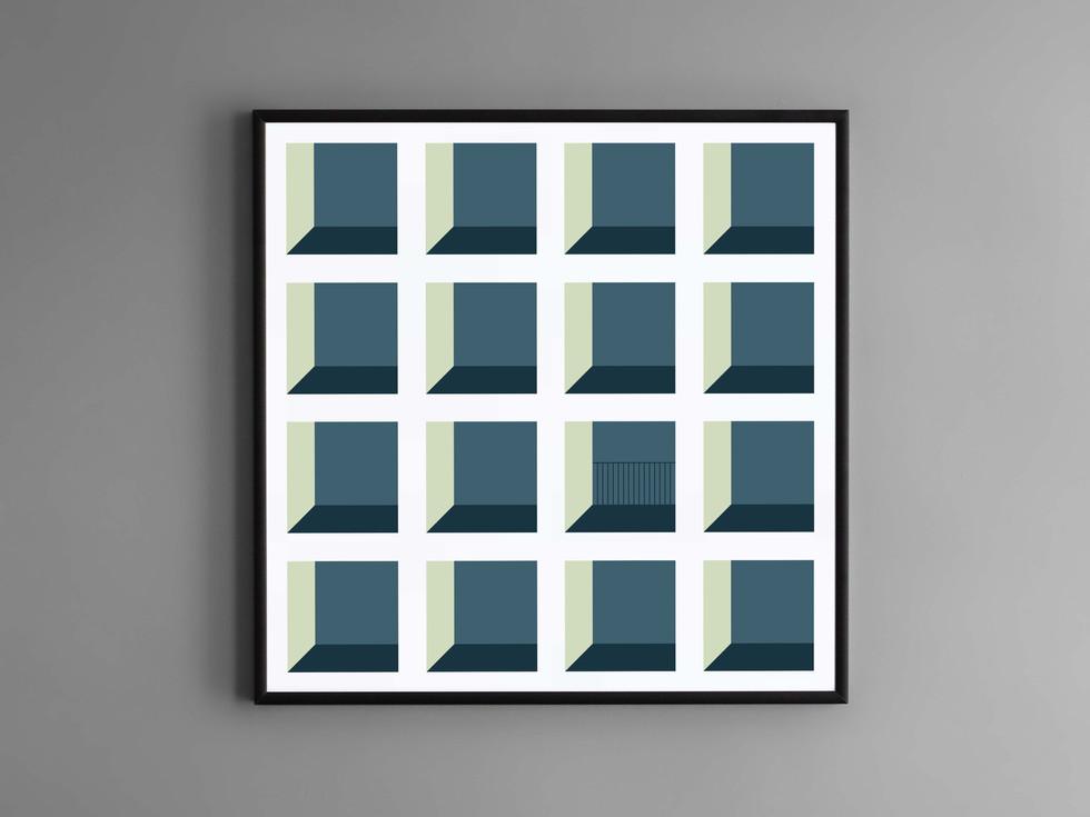 print carrés 7