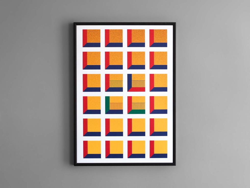 print carrés 4