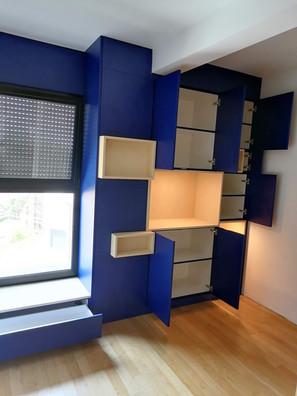 meuble avec niches