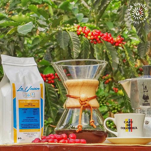 Bolsa 340g de Café de Origen - Producción Limpia