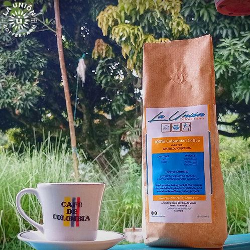 Bolsa 500g de Café de Origen - Producción Limpia