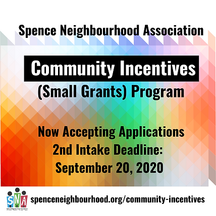 Community Incentives 2020 2nd Intake - s