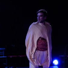 Richard Delaney as Moon in BLOOD WEDDING