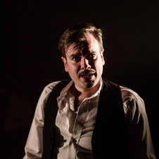 Richard Delaney as George Orwell in DOWN & OUT IN PARIS AND LONDON (London Run)