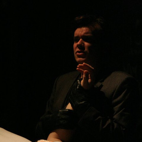Richard Delaney as Franz in THE ROBBERS