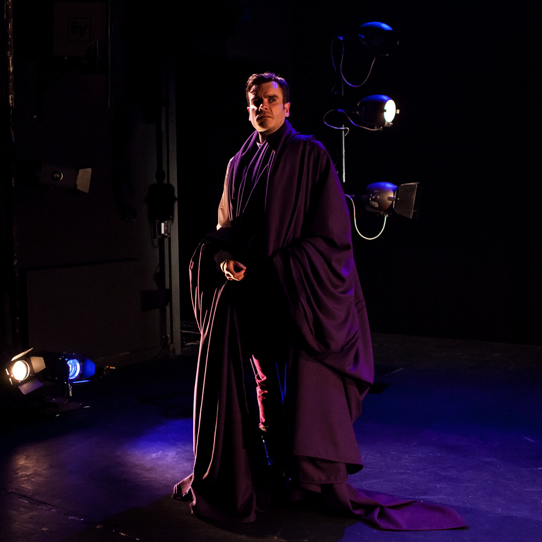 Richard Delaney as Fiesco in FIESCO