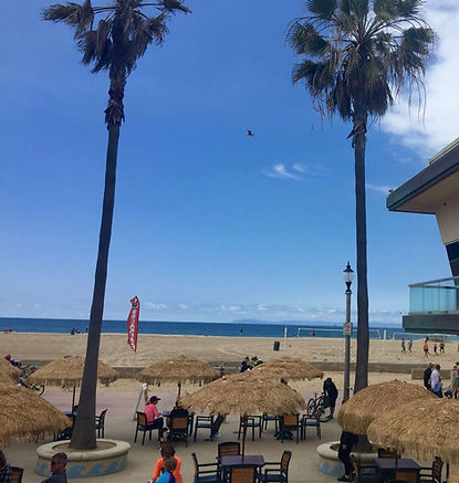 Feast California Beach Front Venue