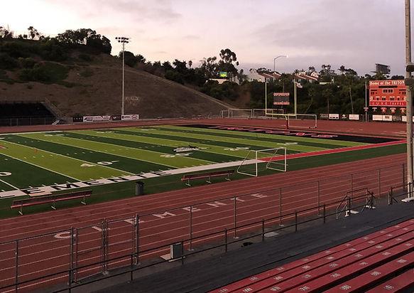 Feast California Sports Field