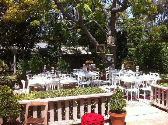 Feast California Private Estate Venue