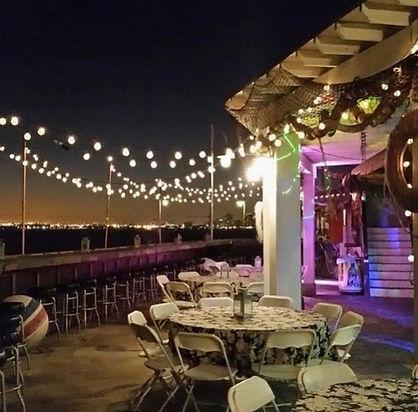 Feast California Ocean Front Pier Venue